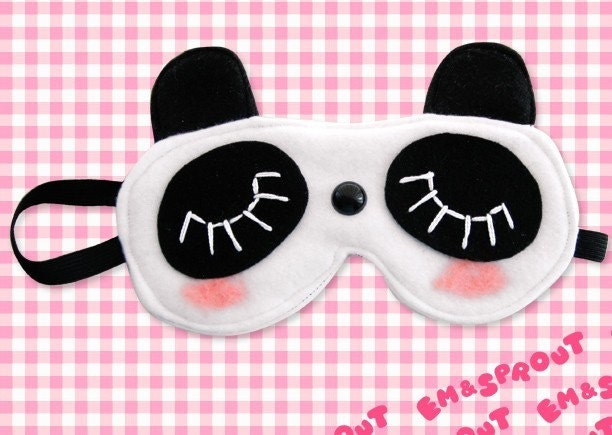 Sleepy Panda Eye Mask