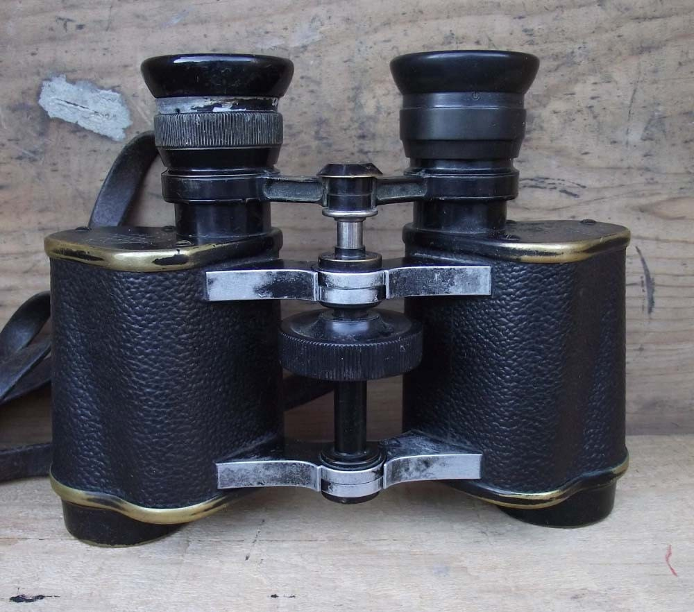 Helinox Trieder Binocle DRP German Binoculars 1911