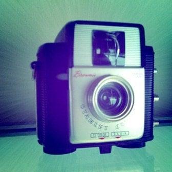 8 x 8 Starlet, Vintage Camera