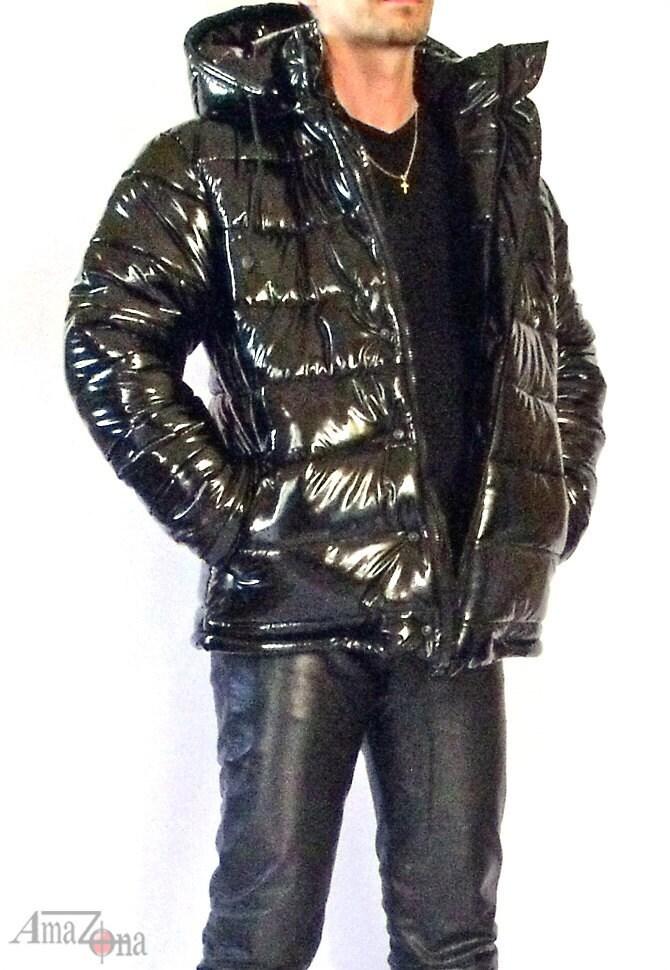 Shiny Blue Metallic Jacket Men BrNight Club Hip Hop Zip $ () Shiny Metallic Baseball Jacket Men Night Club Paisley F $ () FRANCE BRAND SHINY/MATTE MEN JACKET WOMEN COAT PARKAS $ Bought by 4 others FRANCE BRAND SHINY/MATTE WOMEN LONG JACKET COAT PARKAS $