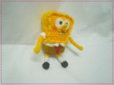 PDF Pattern - Spongebob