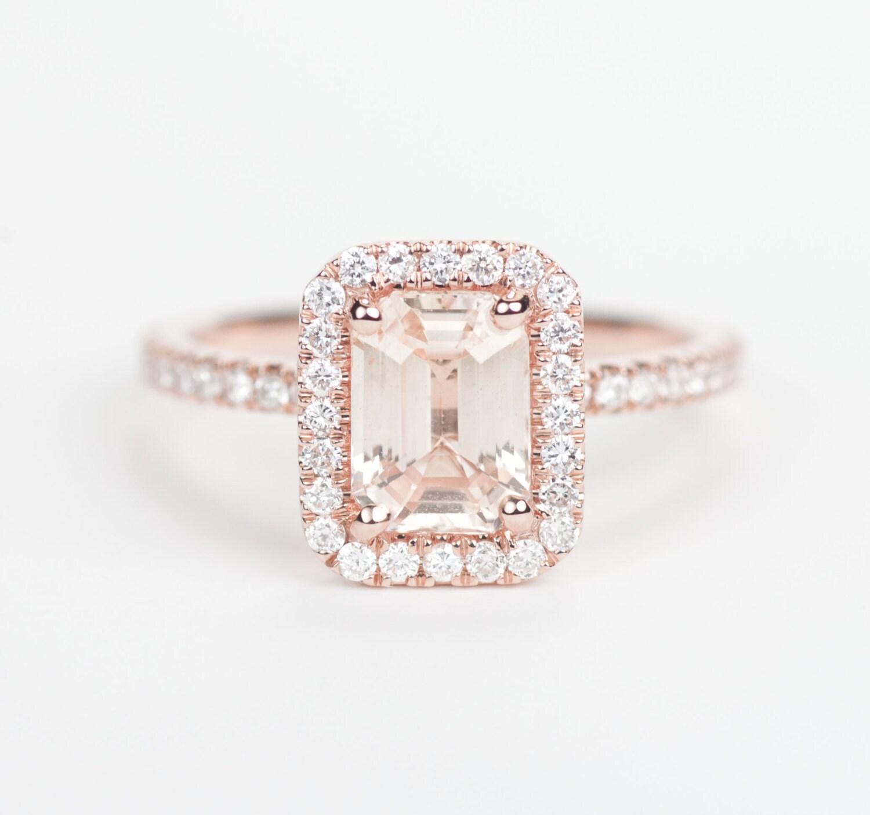 CushionCut Diamond Engagement Ring  Harry Winston