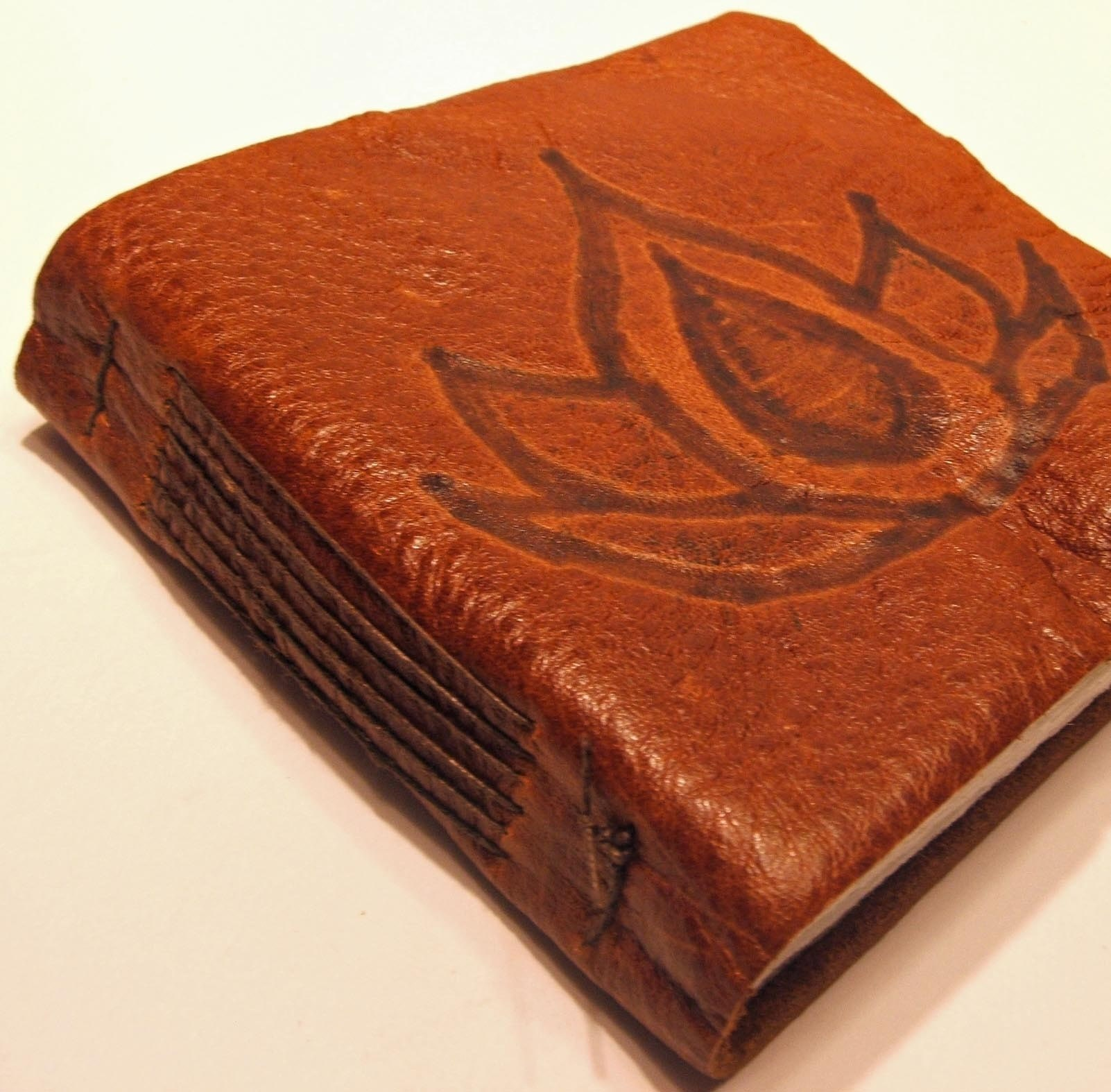 rustic journal by ConduitPress