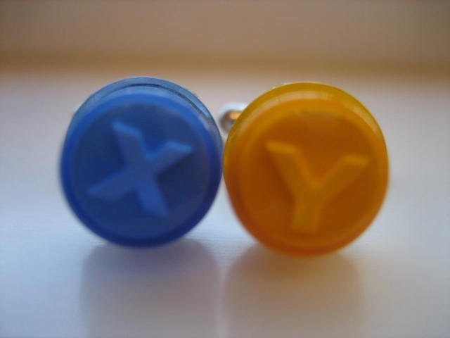 XBOX Controller Button Cufflinks