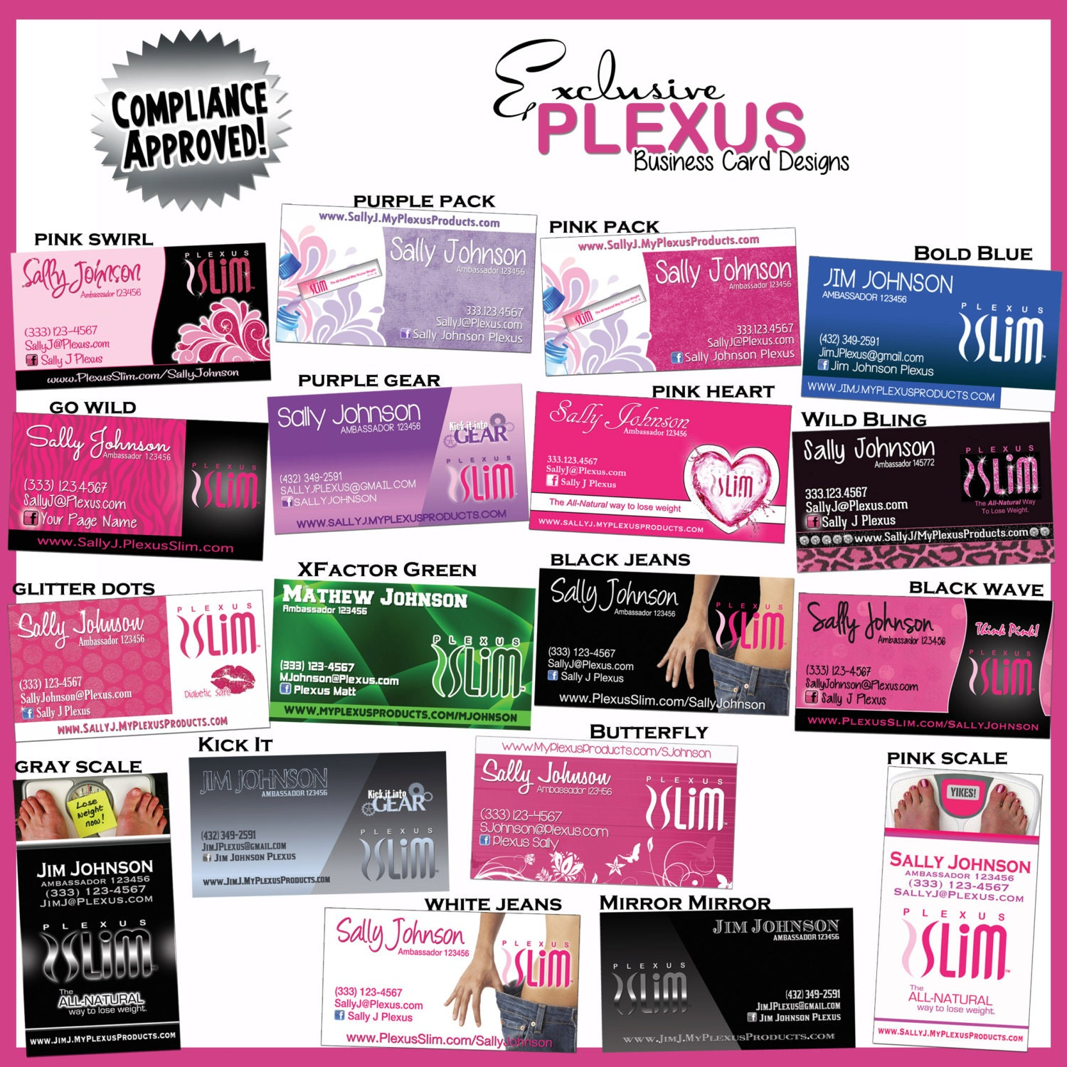 how to order plexus slim