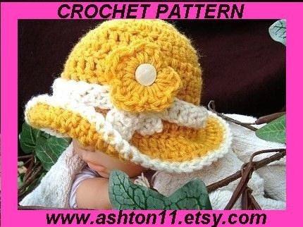 CROCHET FUNKY PATTERN - Crochet Club - CROCHETED DELICATE HDC
