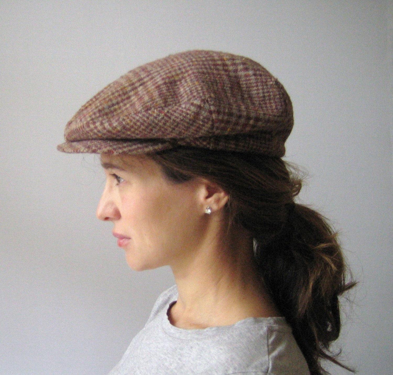 vintage NEWSBOY Cap Size L