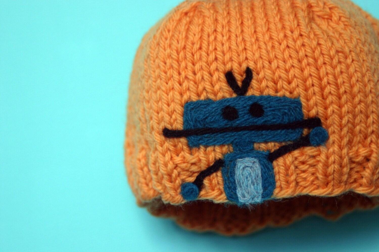 Max Robot Hat - Child