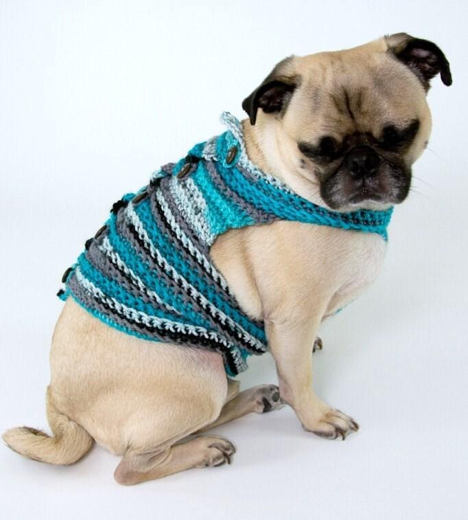 Вязание для собак. Крючком