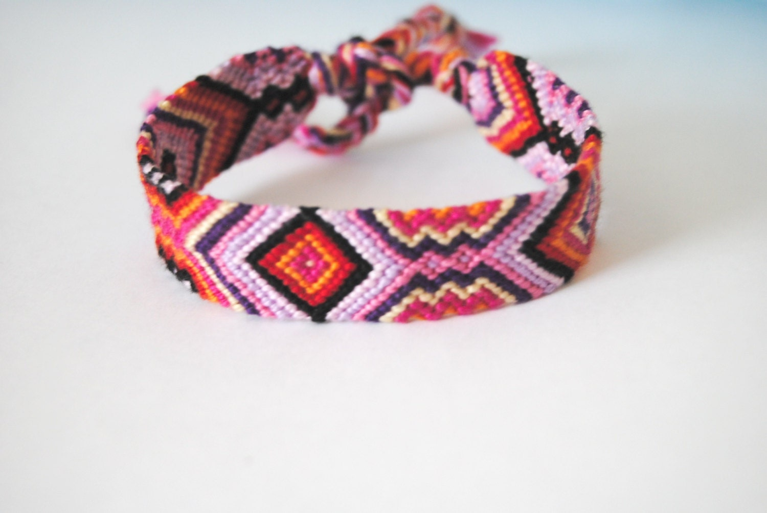 Tribal friendship bracelet - MilLunares