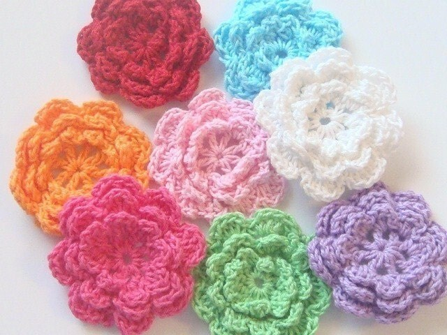Free Crochet Pattern For Iris Flower Motorcycle Review ...