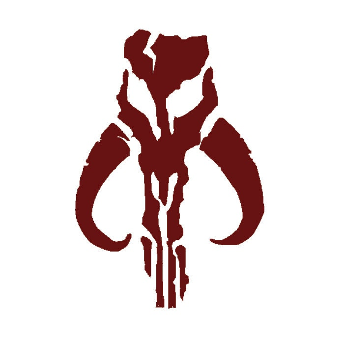 list of synonyms and antonyms of the word: mandalorian symbol