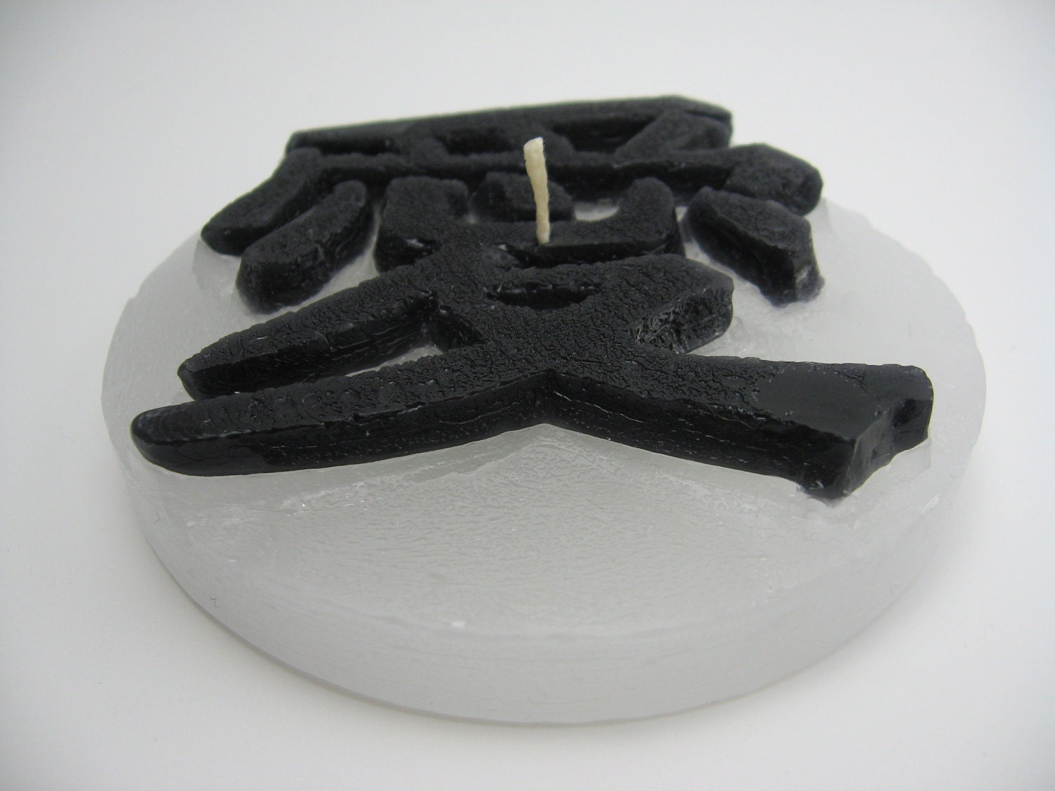 Japanese kanji Love Calligraphy Candle unique wedding favors