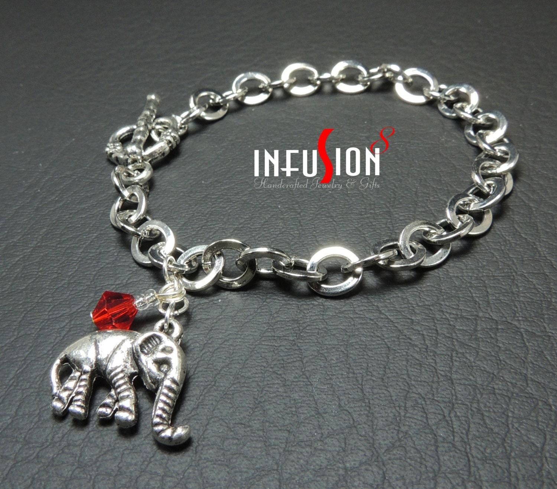 Items similar to delta sigma theta sorority elephant charm for Delta sigma theta jewelry