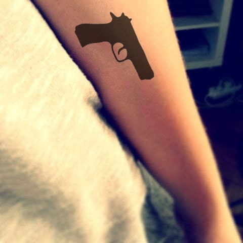 Tattoos Quotes About Guns. QuotesGram Malin Akerman Husband