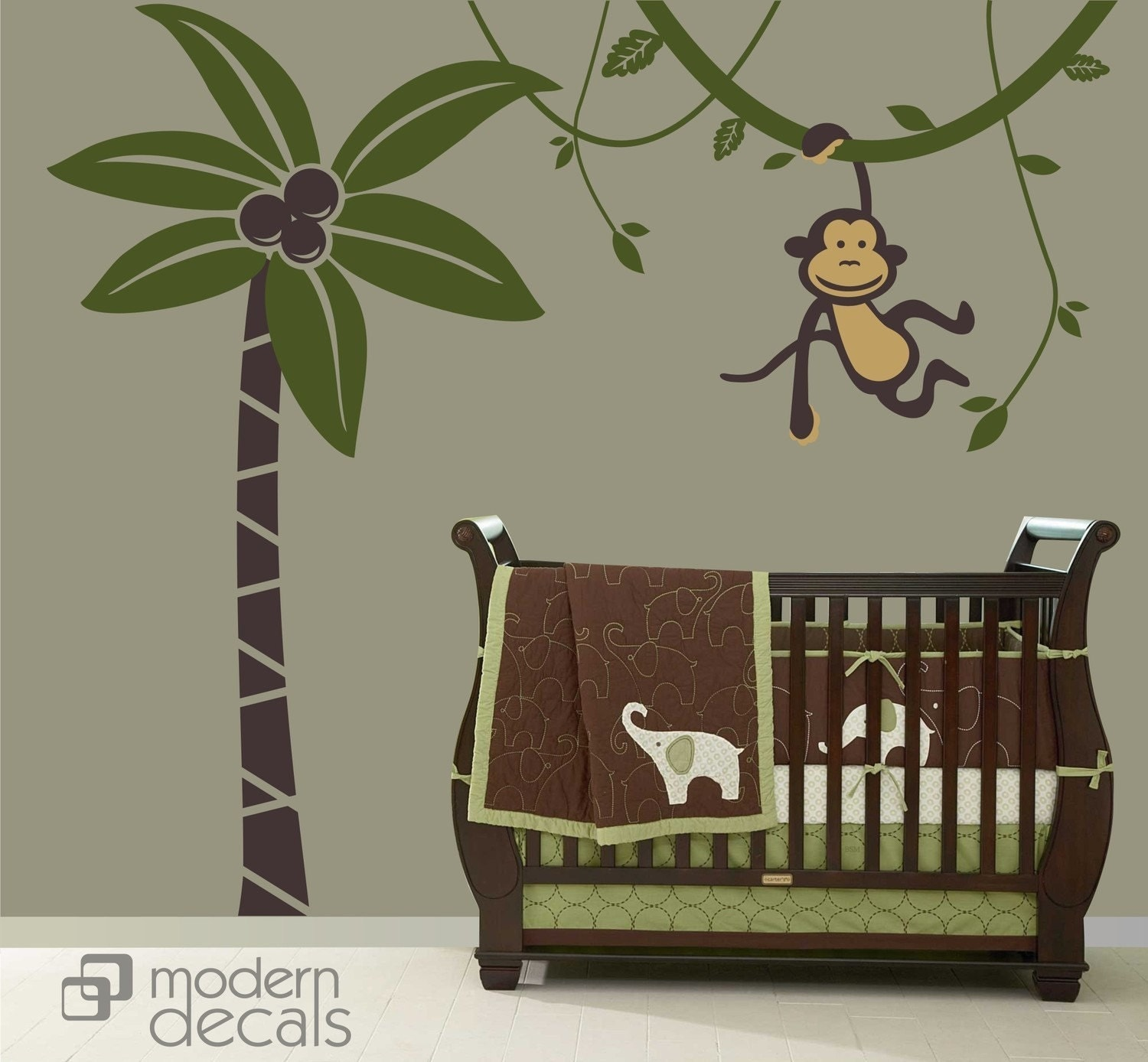 The Radiant World Of Whimz Dazzling Abodes Wall Stencil
