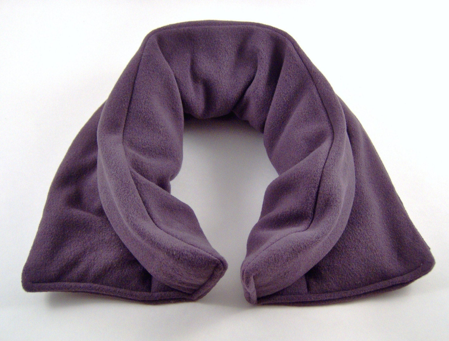 Dark Plum Microfleece Therapy Pack from theferriswheels