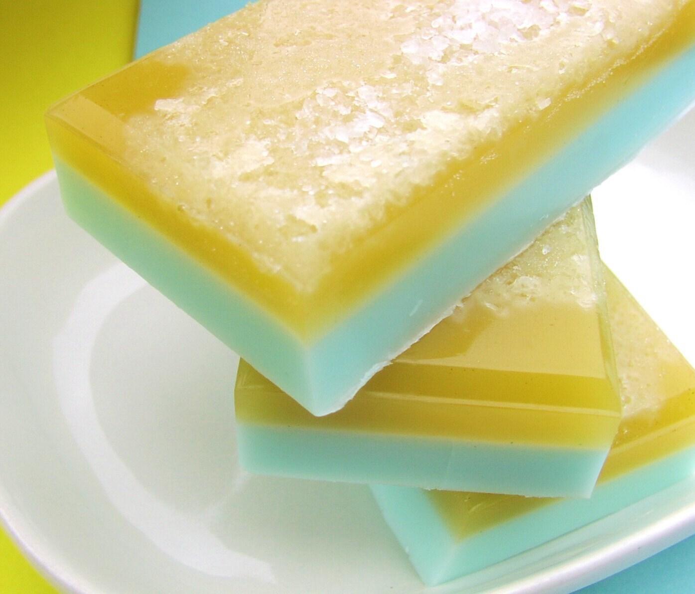 Wasabi Waaaht Salt Bar Soap - NEW