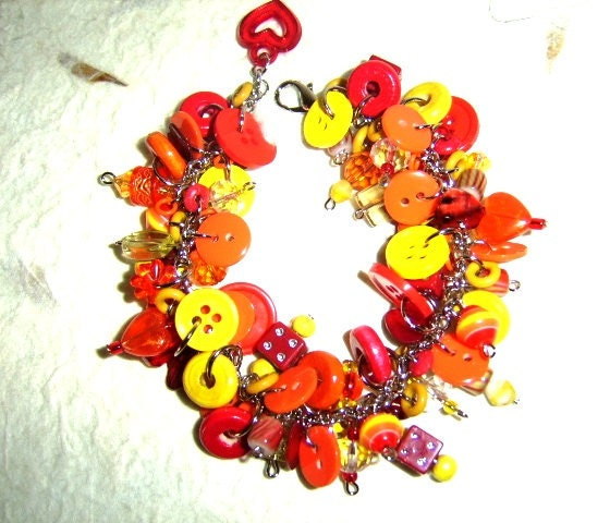 Sunny Skies Charm Bracelet