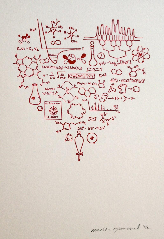 Вы любите химию как люблю её я?