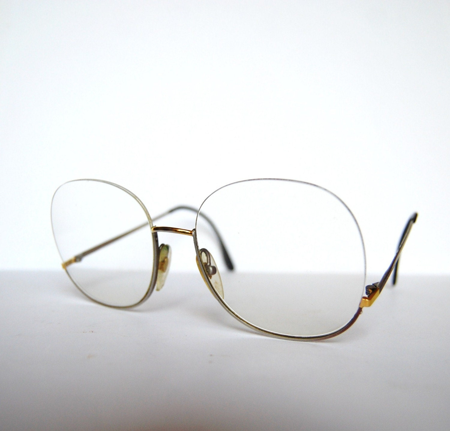 Vintage oversized eyeglasses/sunglasses from by RetroEyewear from etsy.com