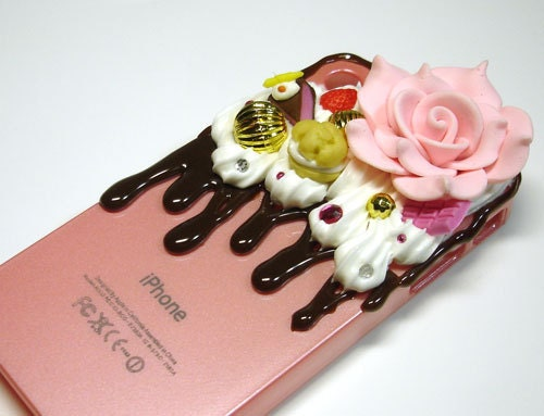 Case mobile phone sweet deco-Blissdeco046-FREE SHIP