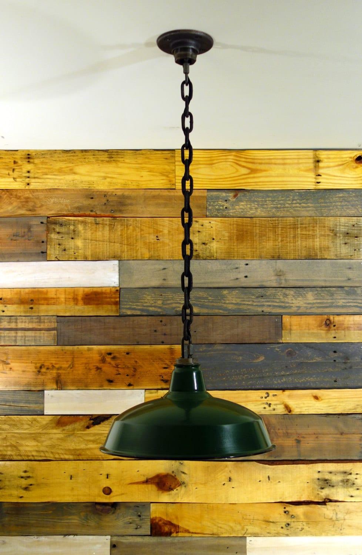 rustic barn lighting
