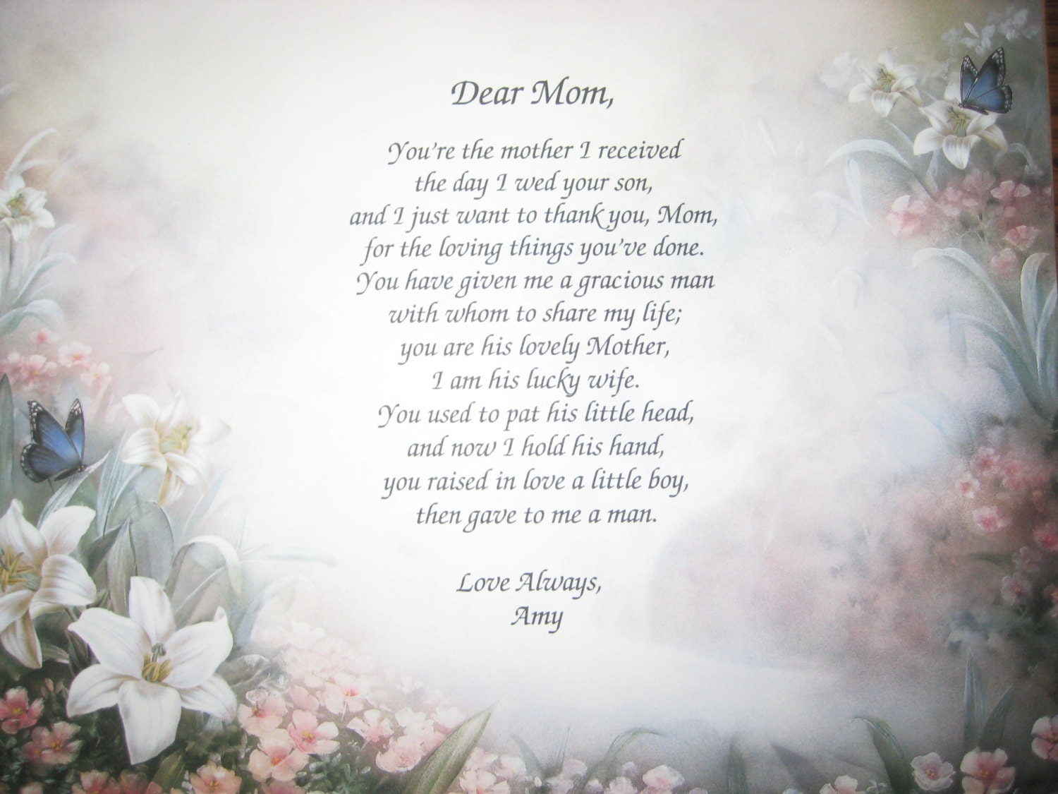 Birthday Poems For my Sister in Heaven Birthday in Heaven Poem For
