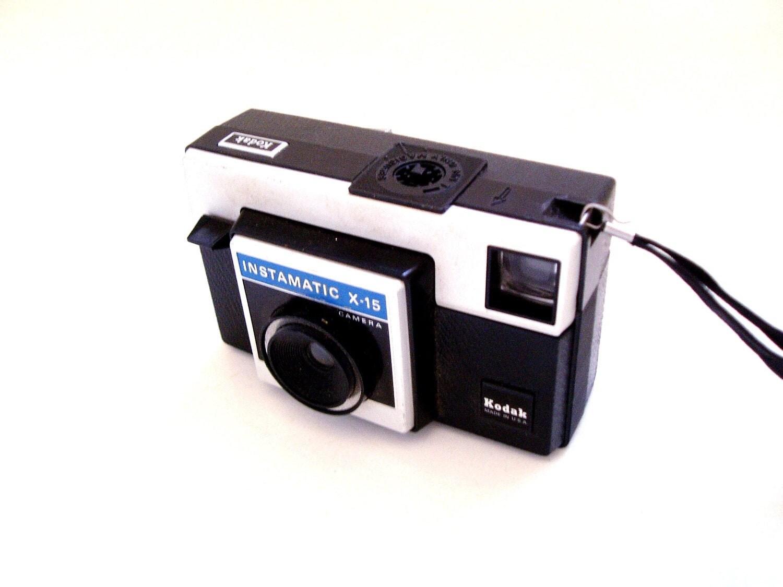 Kodak Instamatic X-15 - GravityNTheEveryday