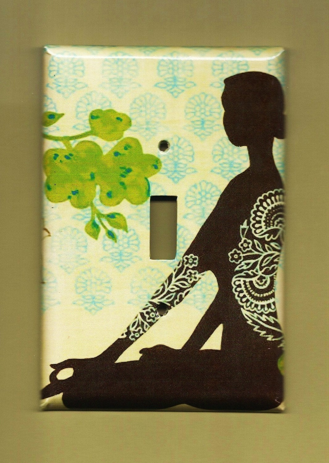 Yoga Switch Plate cover