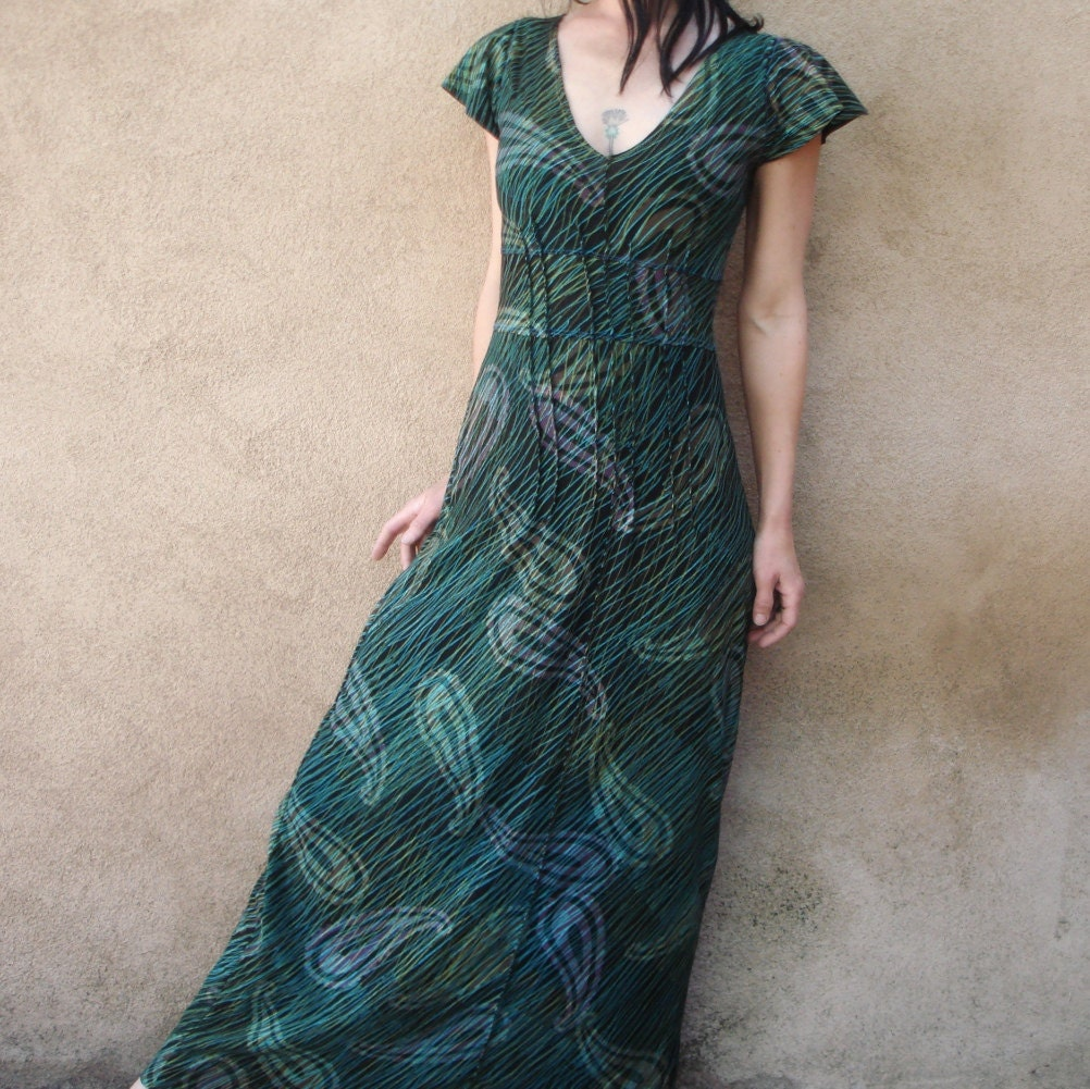 Bohemian Like You Long  Dress