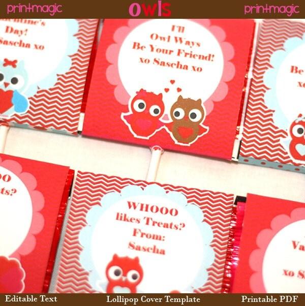 items similar to instant download valentine lollipop