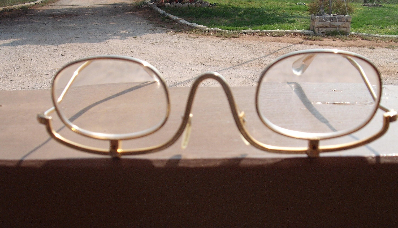 steunk flip reading eyeglasses by lasosantiques on