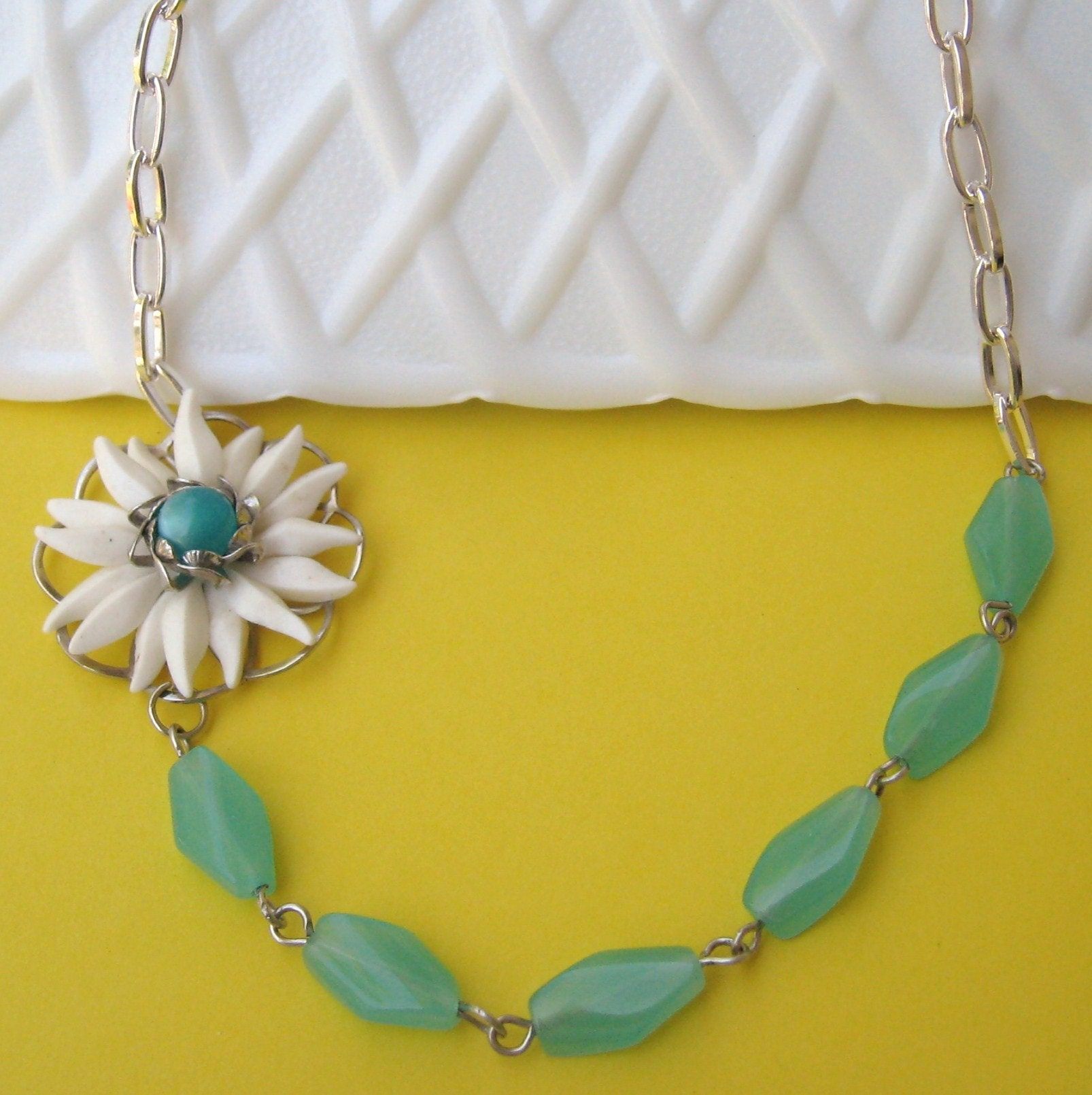 AFTER THE RAIN revamped necklace