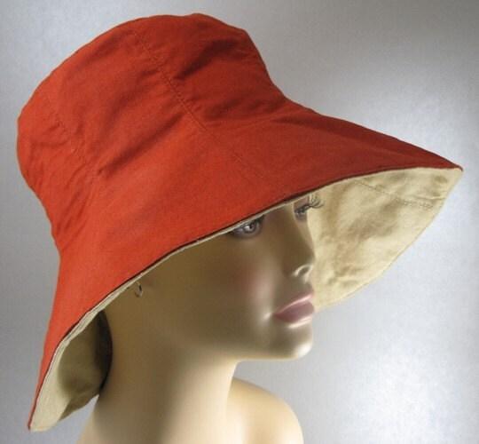 Sarah Padgham reversible hat