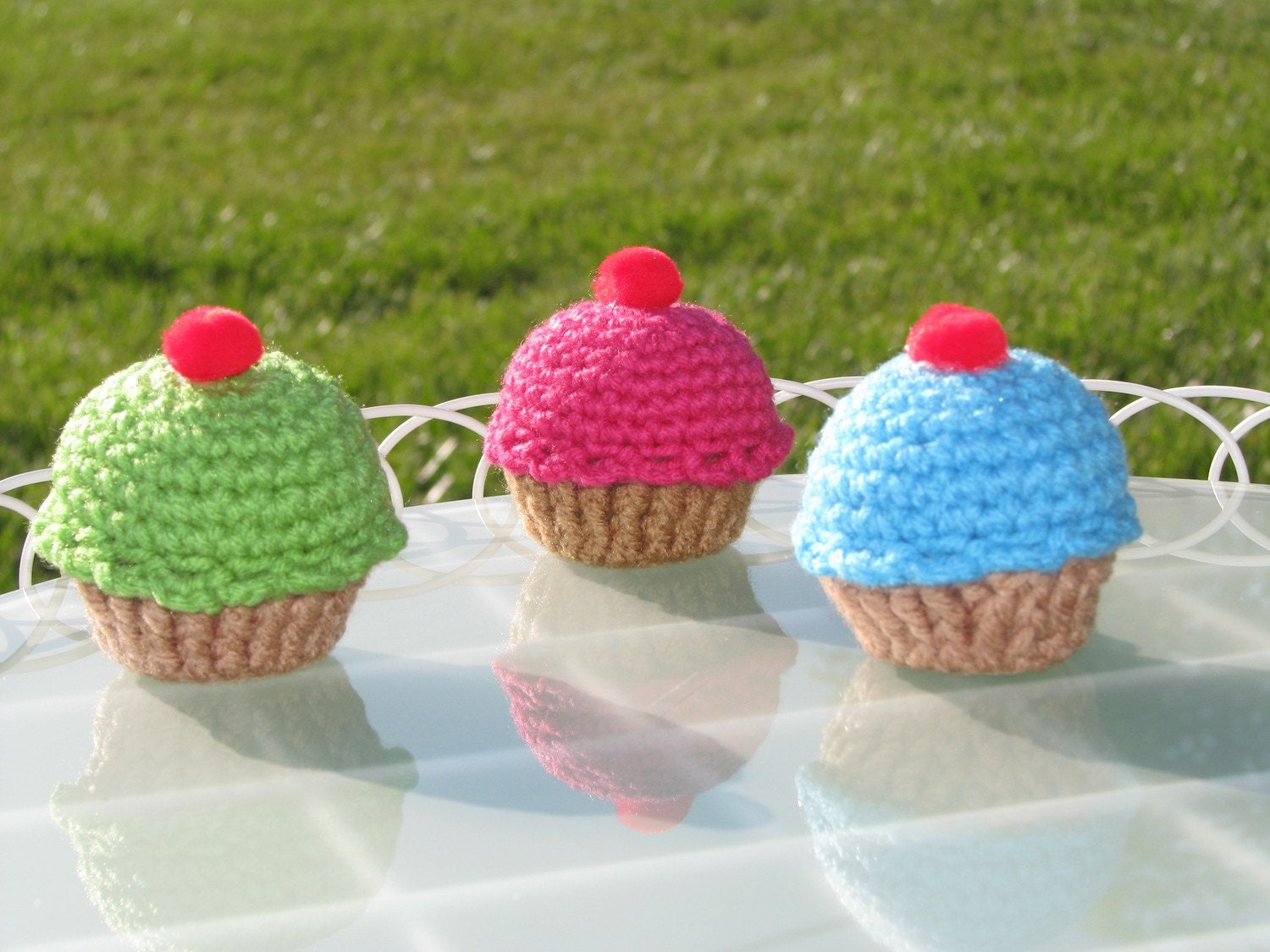Fun Tea Party CUPCAKE