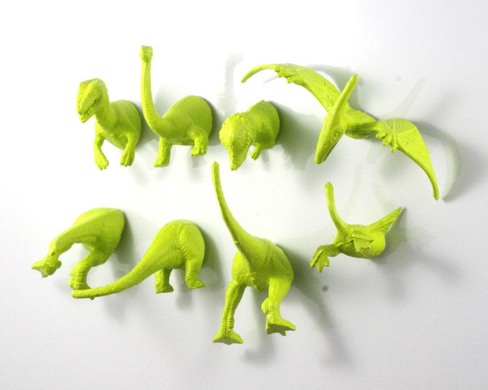 Dinosaur Magnets