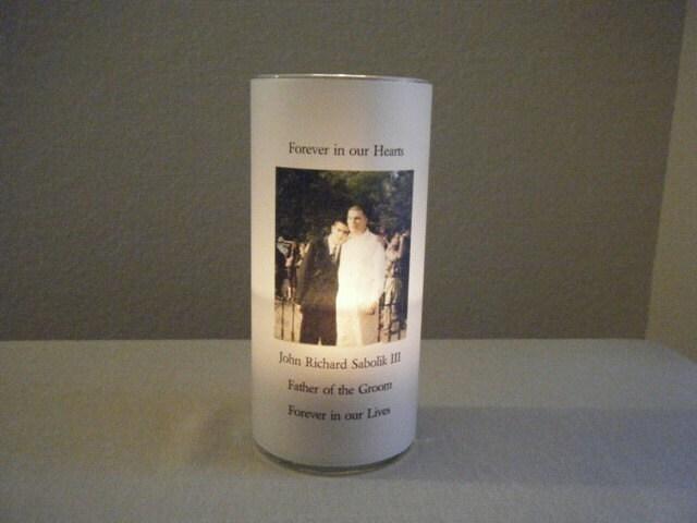 Memorial Luminary