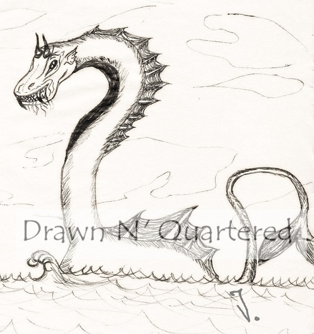 Loch Ness Monster Coloring Pages Coloring Pages Loch Ness Coloring Pages