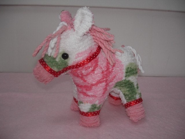 HORSE / PONY sewing pattern and instructions