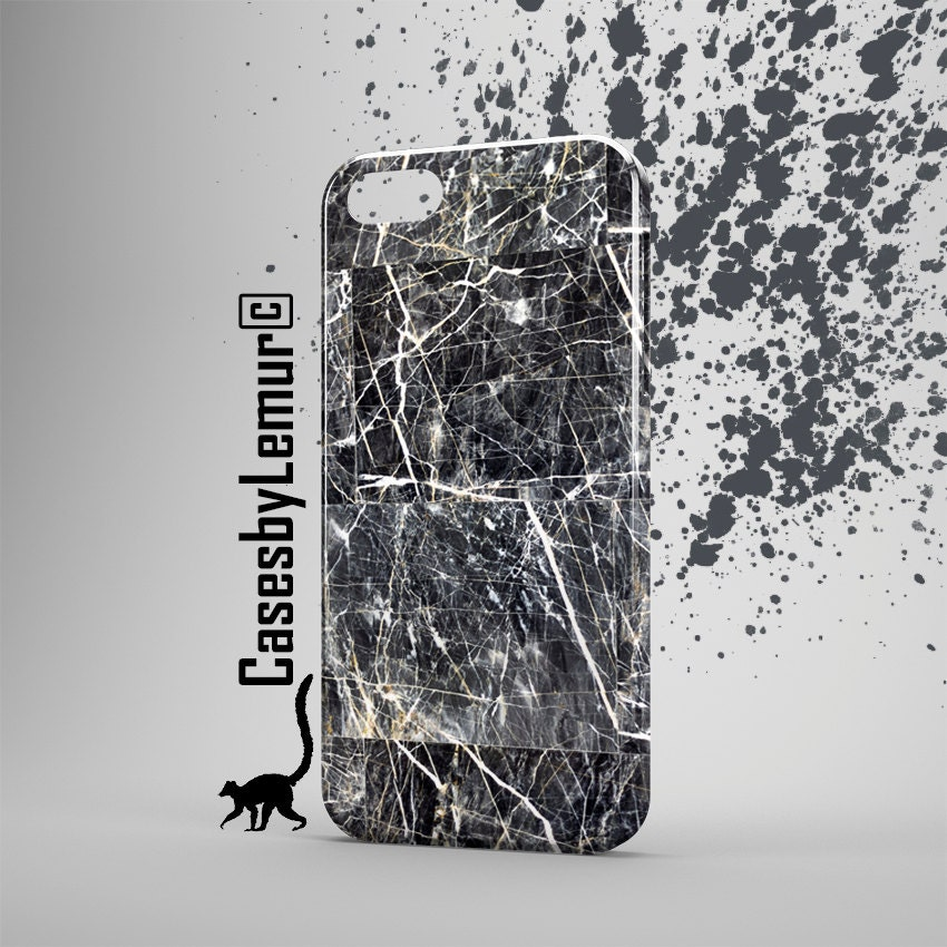 MARBLE Iphone case Stone Iphone 6 case Black Iphone 5 case Iphone 6 plus case Iphone 5C case Iphone 5s case Iphone 4s case Iphone 4 case