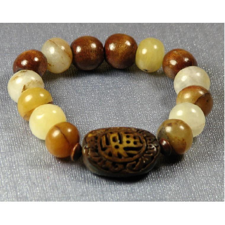 Botswana Agate Bracelet