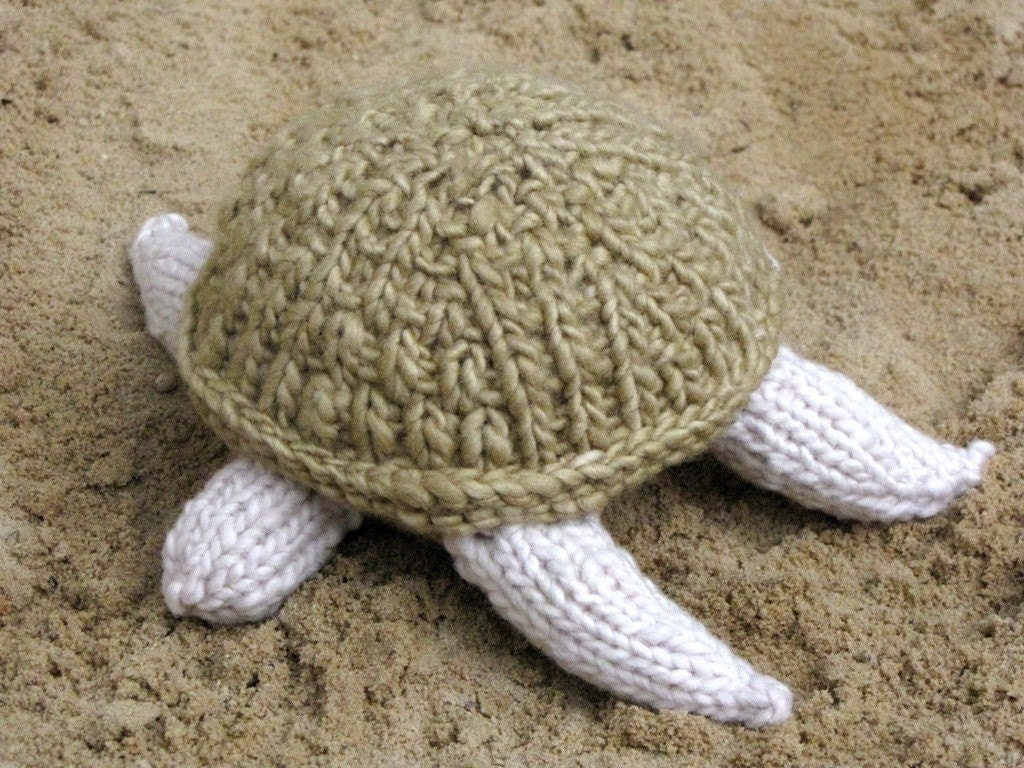 Knitted Turtle Pattern : Turtle Knitting Pattern Archives - Natural Suburbia