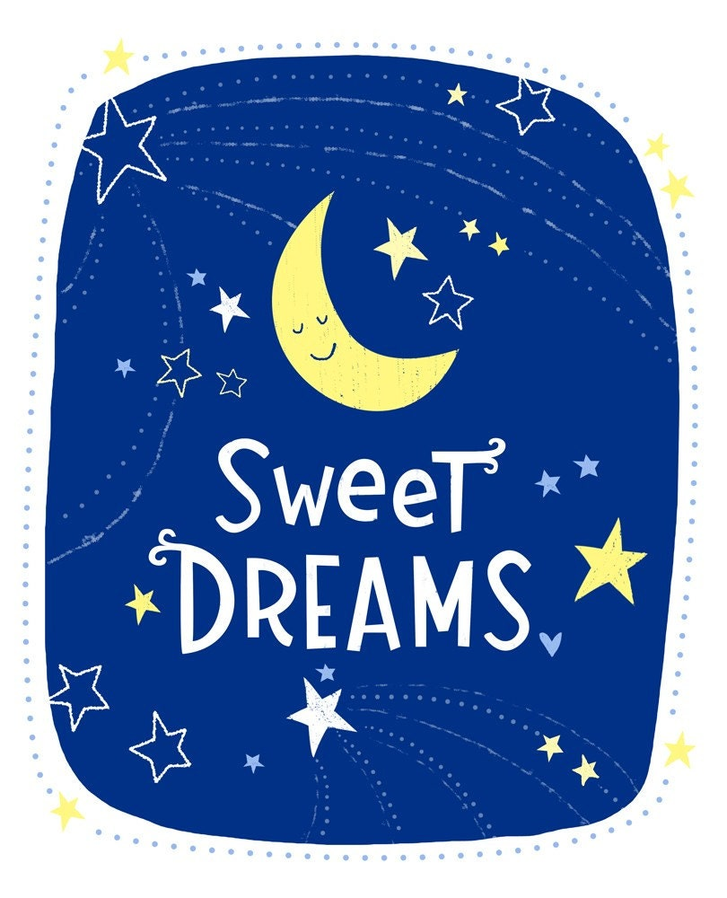 Sweet Dreams Print