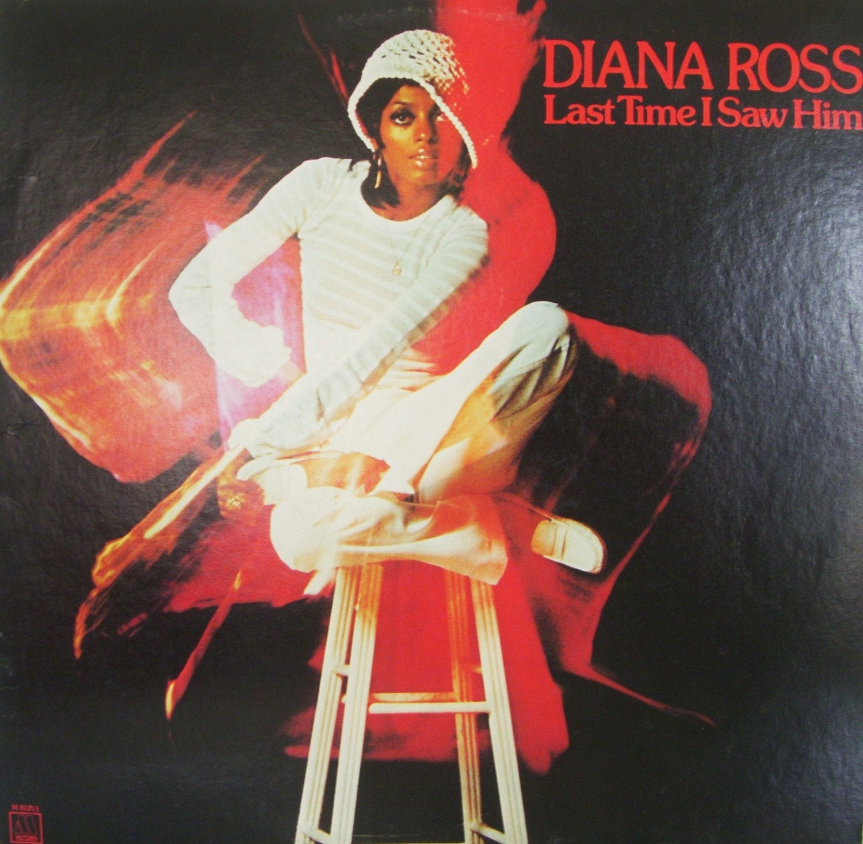 DIANA ROSS - LAST TIME I SAW HIM LYRICS