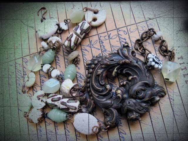 Dragon Bones. Bracelet.
