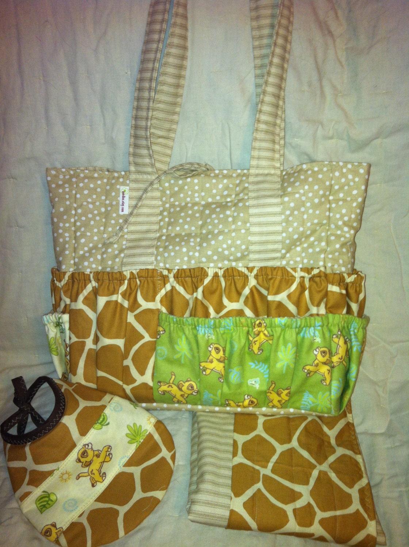 Popular items for lion king diaper bag on Etsy