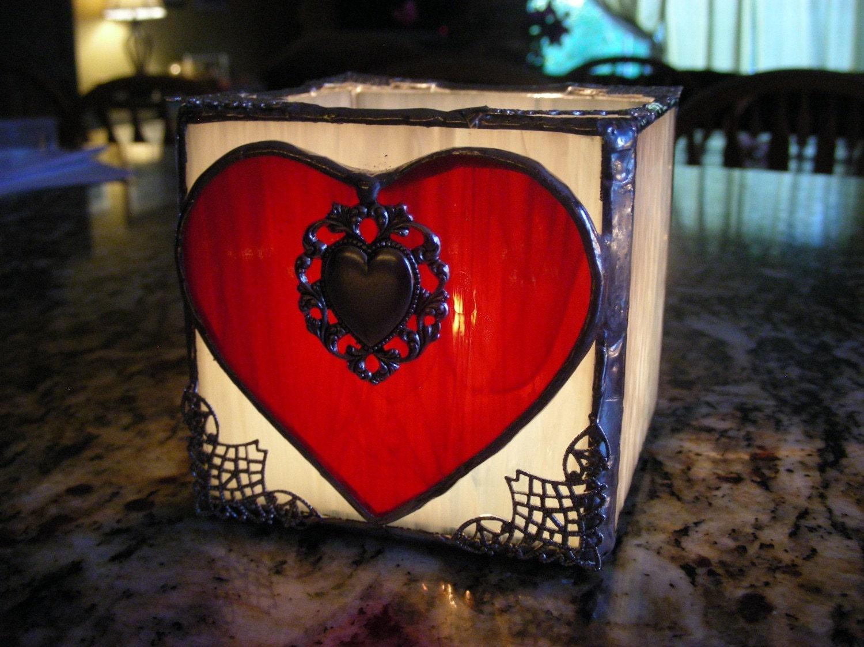 A Heart Lantern - MoreThanColors