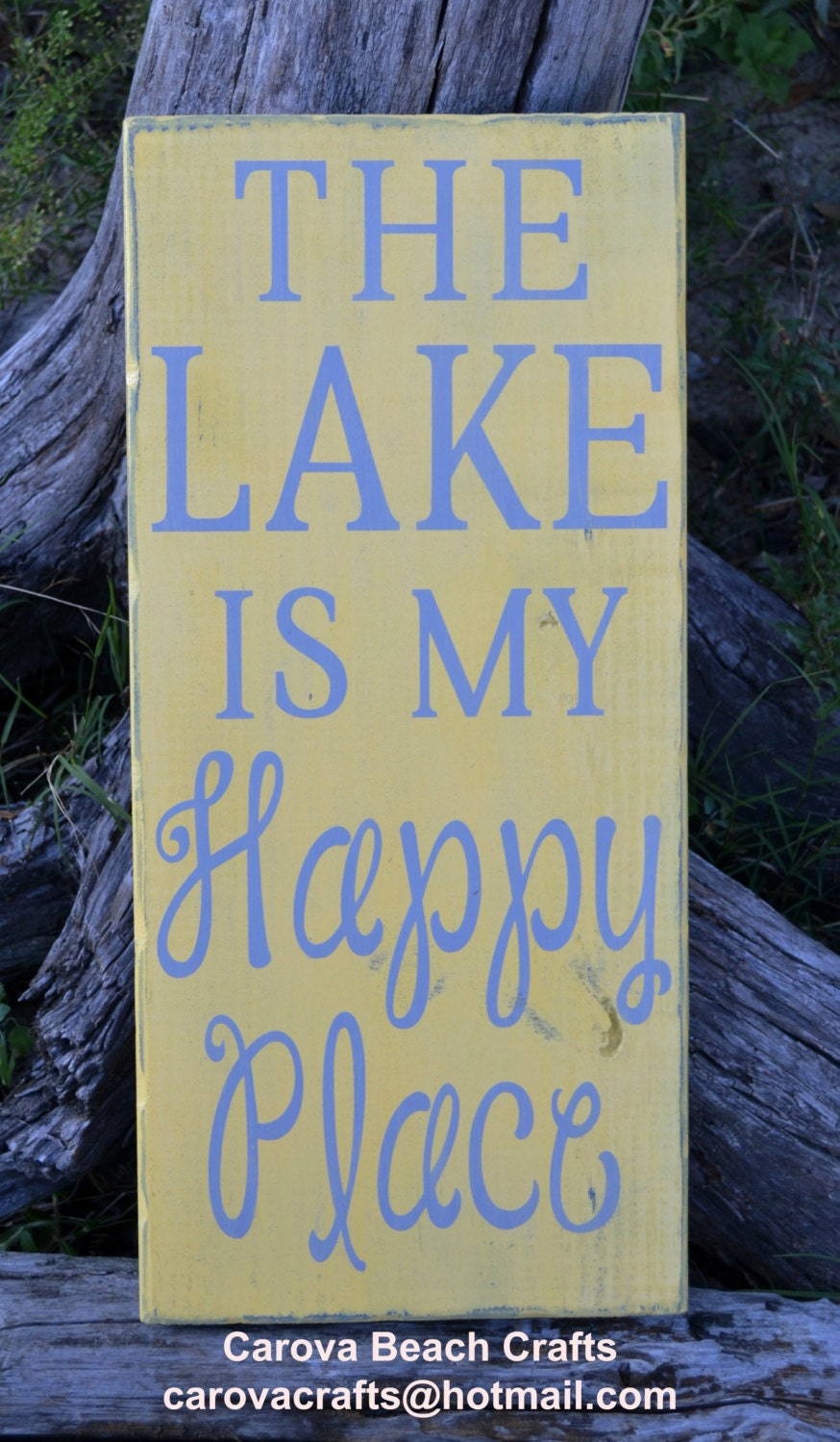 Lake Signs Wall Decor : Etsy your place to buy and sell all things handmade