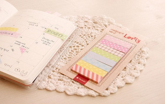 Lovely masking-it (160pcs)